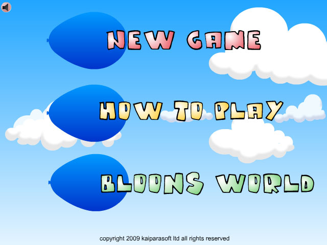 Play Bloons Junior
